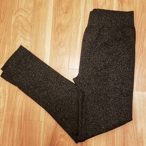 Wallflower Fleece-Lined Leggings